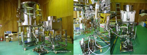 NAITO IRON WORKS Co,.Ltd Machining10