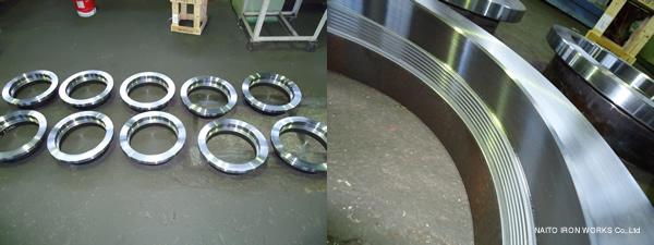 NAITO IRON WORKS Co,.Ltd Machining12
